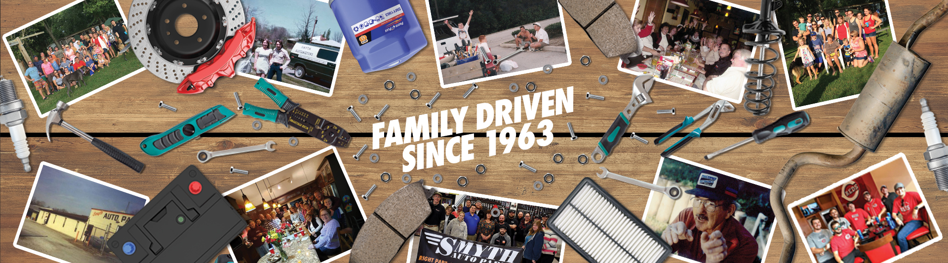 Family Driven since 1963